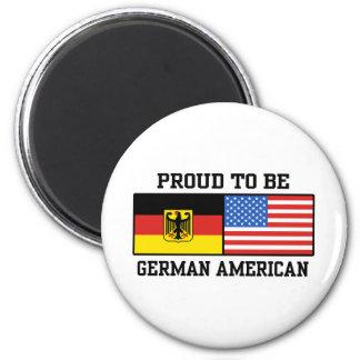 Americano alemán imanes para frigoríficos