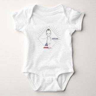Americano Baby Bodysuit I