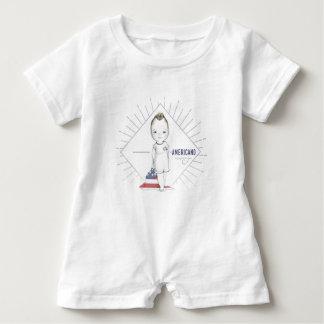Americano Baby Romper II