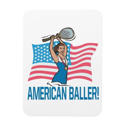 Americano Baller Iman Rectangular