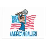Americano Baller Postal