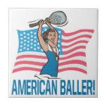 Americano Baller Teja Ceramica