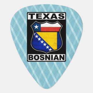 Americano bosnio de Tejas Plectro