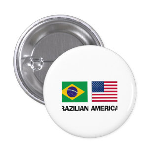 Americano brasileño pins