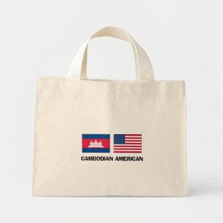 Americano camboyano bolsas de mano
