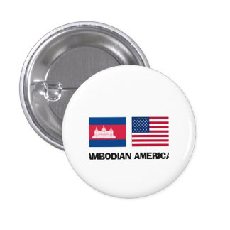 Americano camboyano pin