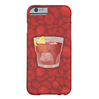 Americano cocktail barely there iPhone 6 case