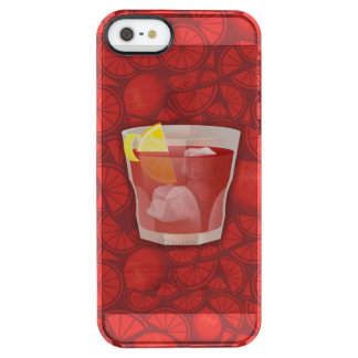 Americano cocktail clear iPhone SE/5/5s case
