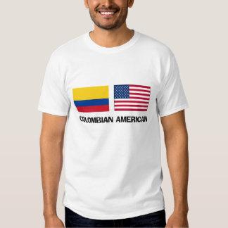Americano colombiano polera