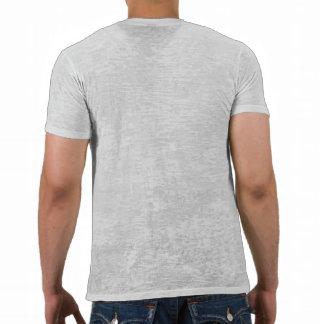 Americano contra valores corporativos camiseta