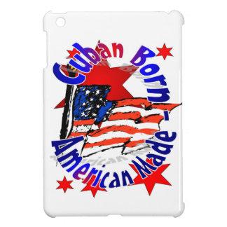 Americano cubano de la cubierta de IPad