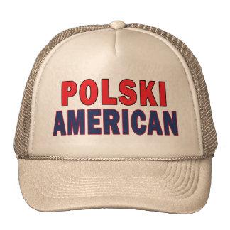 Americano de Polski Gorras