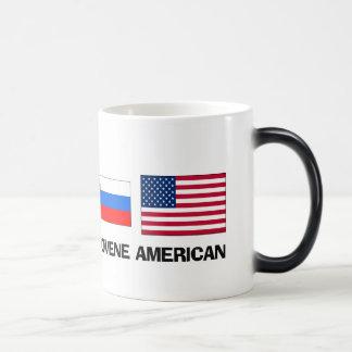 Americano esloveno taza mágica