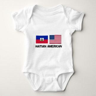 Americano haitiano tee shirt