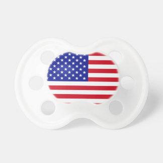 ¡Americano hecho! Chupete De Bebe