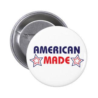 Americano hecho pins