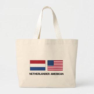 Americano holandés bolsa de mano