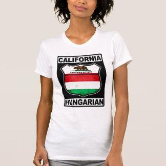 Americano húngaro de California Playera