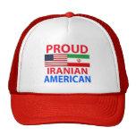 Americano iraní orgulloso gorra