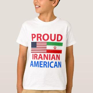 Americano iraní orgulloso playera