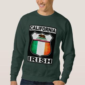 Americano irlandés de California Suéter
