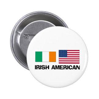 Americano irlandés pin
