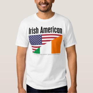 Americano irlandés polera
