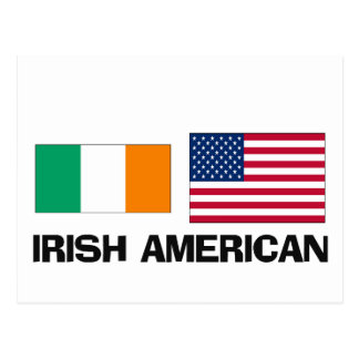Americano irlandés postal
