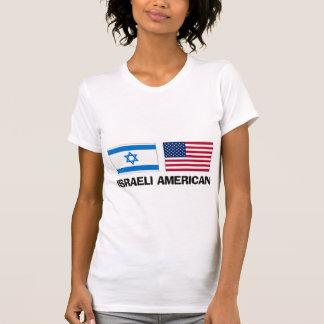 Americano israelí tee shirts