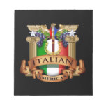 Americano italiano blocs