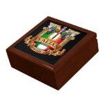 Americano italiano caja de regalo