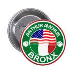 Americano italiano de la avenida Bronx de Arturo Pin
