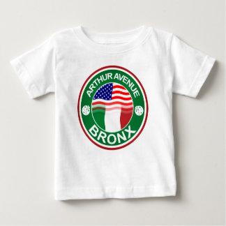 Americano italiano de la avenida Bronx de Arturo Tshirt