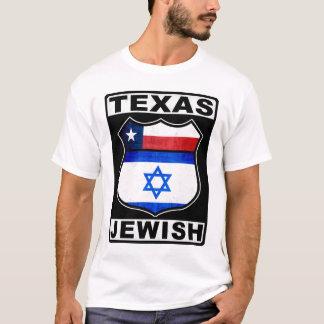 Americano judío de Tejas Playera
