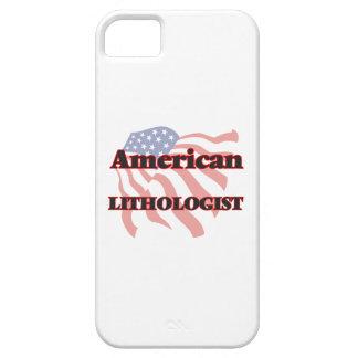 Americano Lithologist iPhone 5 Fundas