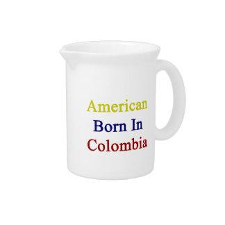 Americano llevado en Colombia Jarra De Beber