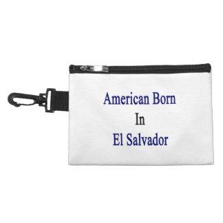 Americano llevado en El Salvador