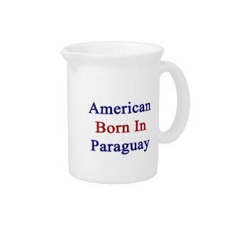 Americano llevado en Paraguay Jarras De Beber