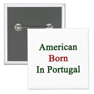 Americano llevado en Portugal