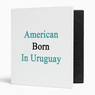 Americano llevado en Uruguay