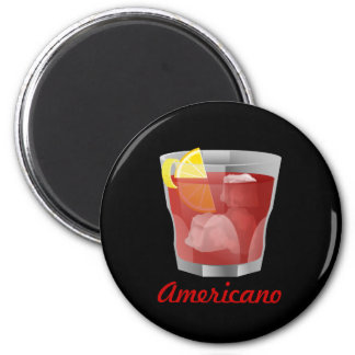 Americano Magnet
