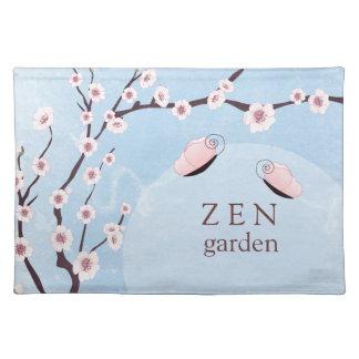Americano MoJo Placemat del jardín del zen Mantel Individual