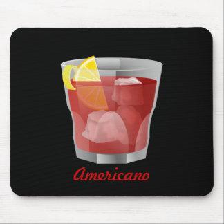 Americano Mouse Pad