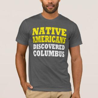 Americano nativo playera