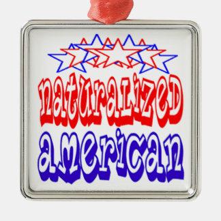 Americano naturalizado ornamento de reyes magos