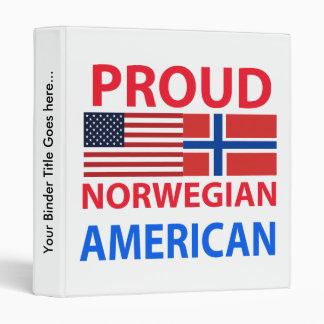 Americano noruego orgulloso