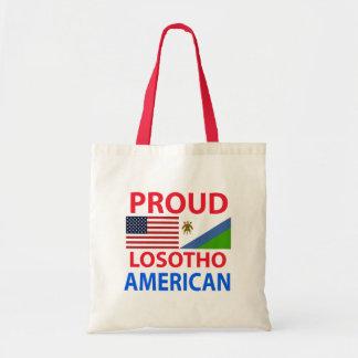 Americano orgulloso de Losotho Bolsas