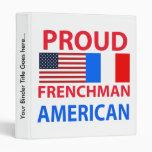 Americano orgulloso del francés