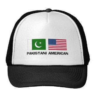 Americano paquistaní gorras de camionero