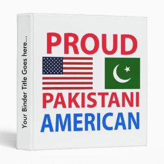 Americano paquistaní orgulloso